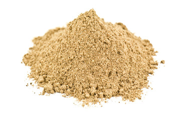 heap of cinnamon
