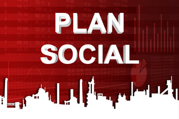 Usine Plan Social