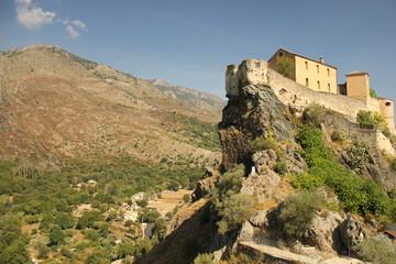 Corte - Korsika