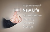 "Virtual Touchscreen ""New Life"""