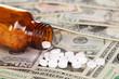 Kosten für Medikamente (Dollar)