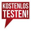 Button Banner KOSTENLOS TESTEN