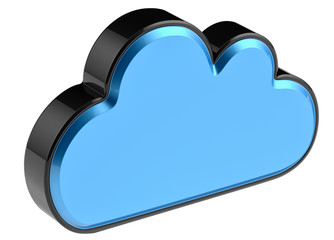 Cloud computing and storage security concept