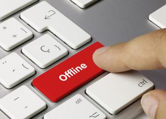Offline tastatur finger