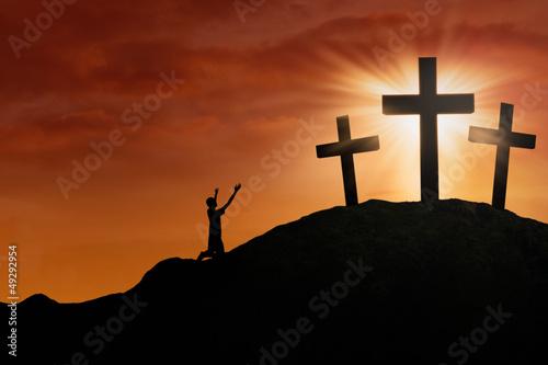 Christian worshipper