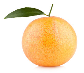 ripe grapefruit