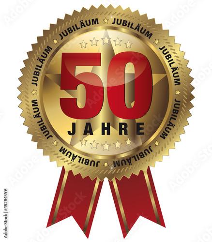 50 Jahre - Jubiläum