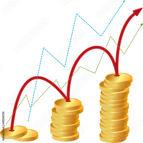 money graph