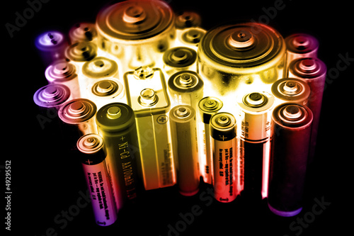 Batteries - 49295512