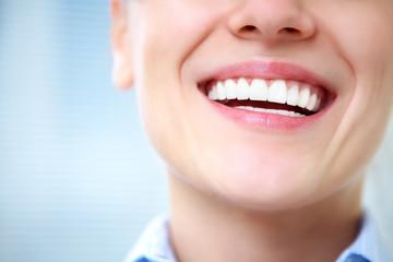 female smile