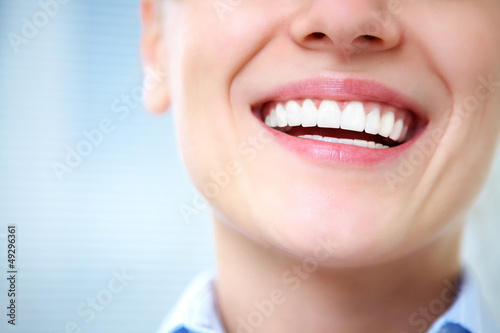 female smile