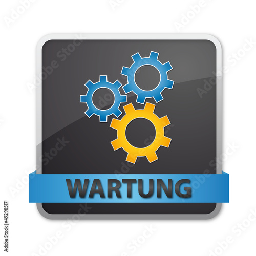 Button - Wartung