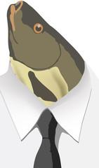 maschera da tinca
