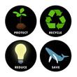 Enviromental Symbols
