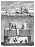 Underwater Housing Project - middle 19th century