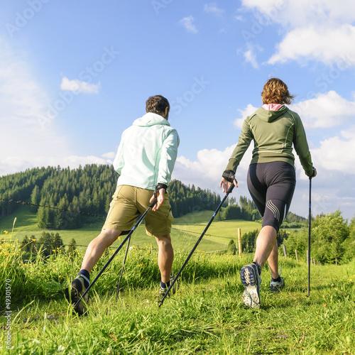 gemeinsam walken