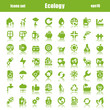 icons ecology green reflex