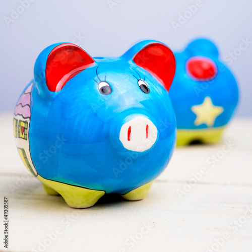 salvadanaio - piggy bank