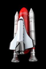Shuttle model.