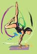 gymnastics art
