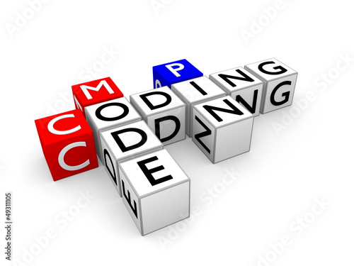 CODING MODE_next big thing - 3D