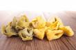 raw fresh italia pasta