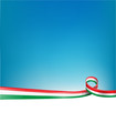 background Italian flag