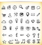 Handdrawn Icons