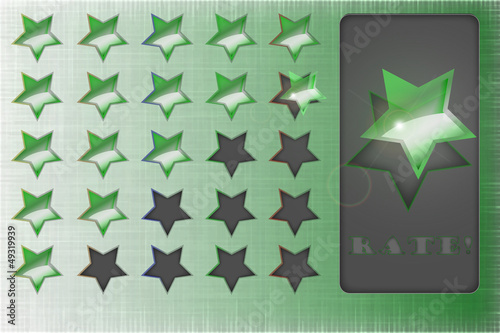 Stelle rating