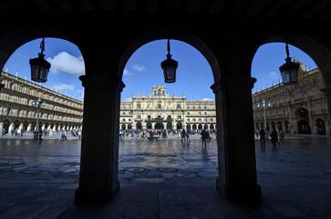 City Hall Salamanca