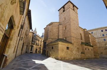 Plaza de San Benito. Salamanca