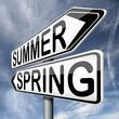 summer spring