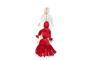 Doll from rope