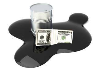 Erdöl Preis in Dollar