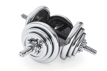 Fitness Dumbbells weight