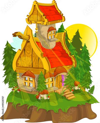 fantastic house