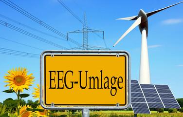 erneuerbare Energien Umlage