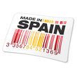 CODE BARRE made in spain