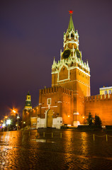 Kremlin, Red Square. Moscow, Russia