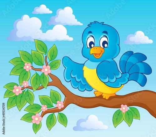 Bird theme image 7