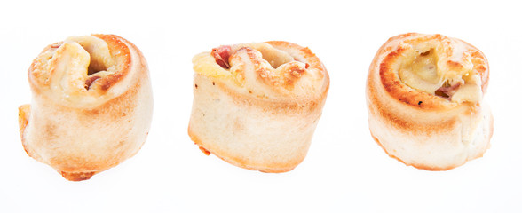 Pizza Bread (on white)