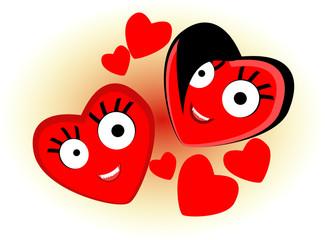 cuori amore