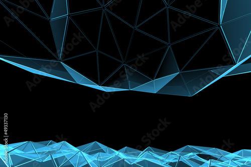 Translucente Voronoi Strukturen 3D