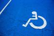 Place handicapé jambes brisées