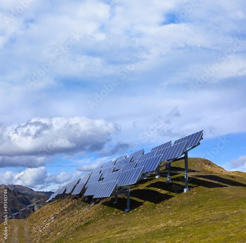 Solarpark am Wildkogel, Östereich
