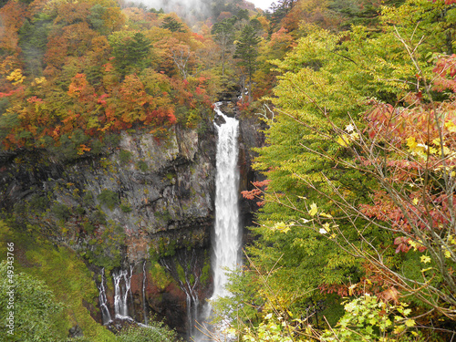 Kegon Waterfall ,Nikko, Japan