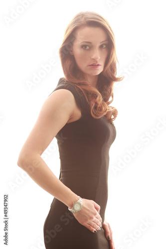 hübsches Model