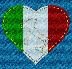 Italy jeans