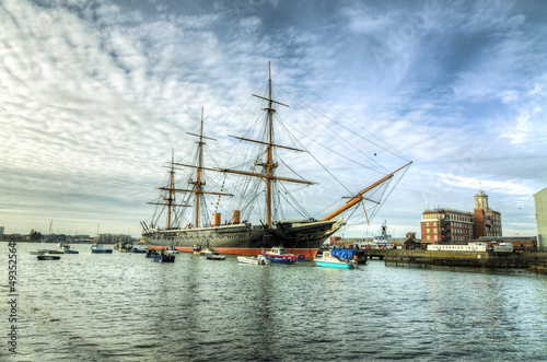 HMS Warrior - Portsmouth - 49352564