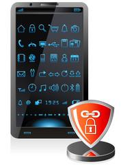 Smartphone security software